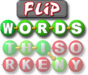 Flip Words Feature Game