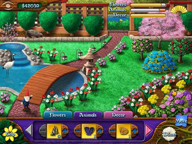 تحميل لعبة flower paradise