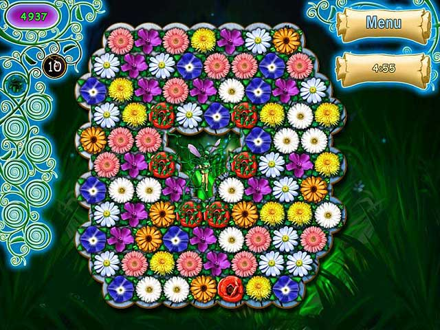 Flowers Story: Fairy Quest - A colorful Match 3 experience!