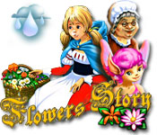 Flowers Story Game Featured Image