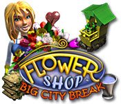 Flower Shop - Big City Break Feature Game