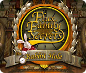 Flux Family Secrets - The Rabbit Hole Game Featured Image