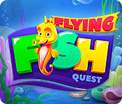 Flying Fish Quest Game Featured Image