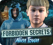 Forbidden Secrets: Alien Town Game Featured Image