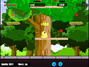 in-game screenshot : Forest Adventure (og) - Collect fruits in Forest Adventure!