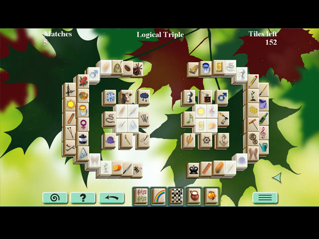 Tải game miễn phí | Free game download - Forest Mahjong