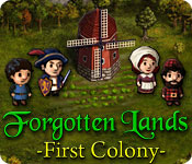 Forgotten Lands: First Colony Game Featured Image