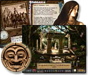 Forgotten Riddles - The Mayan Princess Game
