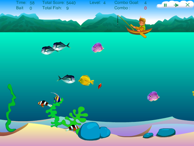All about casual game fortune fishing game for All fishing games