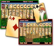 Buy pc games - Forty Thieves Solitaire Gold