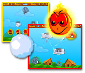 Download Freeze the Infernos Game
