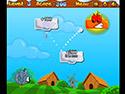 Screenshot: Freeze the Infernos Game