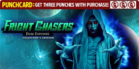 Fright Chasers: Dark Exposure Collector's Edition