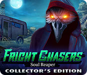 Fright Chasers: Soul Reaper Collector's Edition Game Featured Image