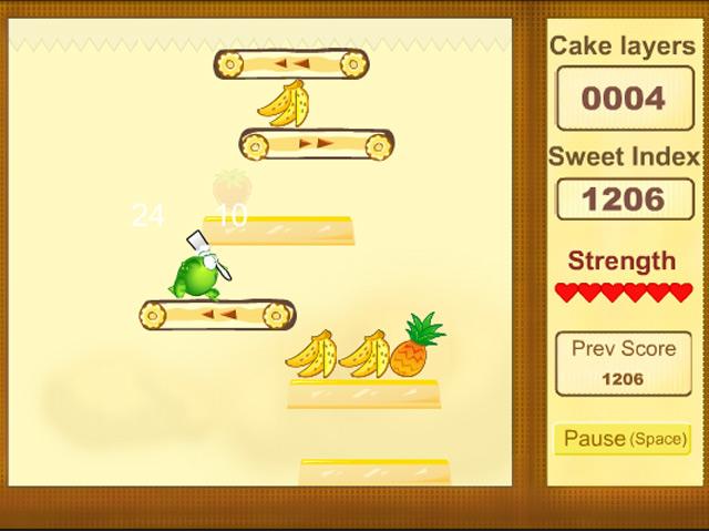 Image Frog Cake Chef