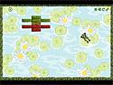Screenshot: Frogged Game