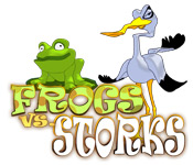 Frogs vs Storks Game Featured Image