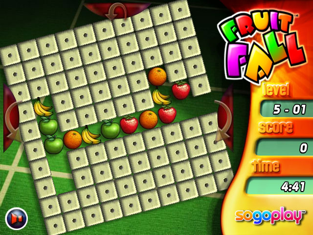 Click To Download Fruit Fall Deluxe Edition