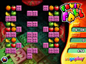 in-game screenshot : Fruit Fall Deluxe Edition (pc) - A fruit-tastic puzzle game!