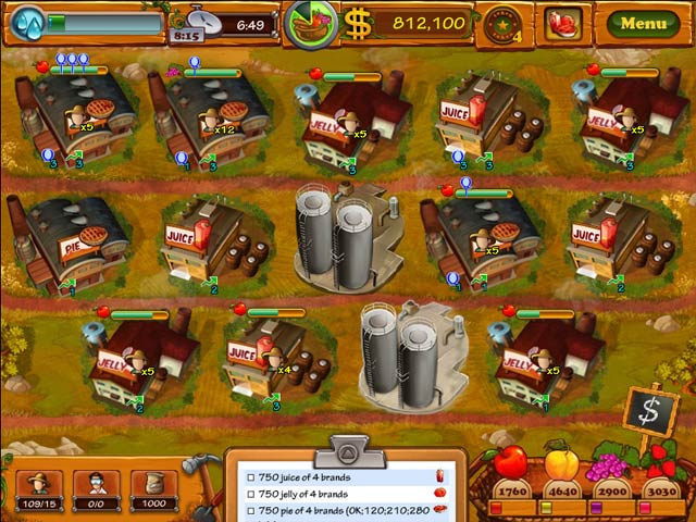 Fruits Inc. - Turn a small farm into a fruit empire!