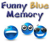 Buy PC games online, download : Funny Blue Memory