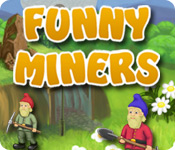 Funny Miners Game Featured Image