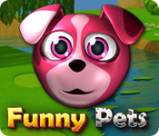 Funny Pets Game Featured Image