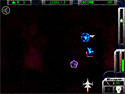 in-game screenshot : Galaxy Guard (og) - Obliterate the alien invasion force!
