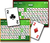 Download Gaps Solitaire Game