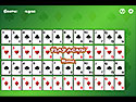 Screenshot: Gaps Solitaire Game