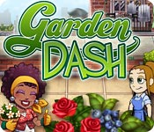 Garden Dash Game Featured Image