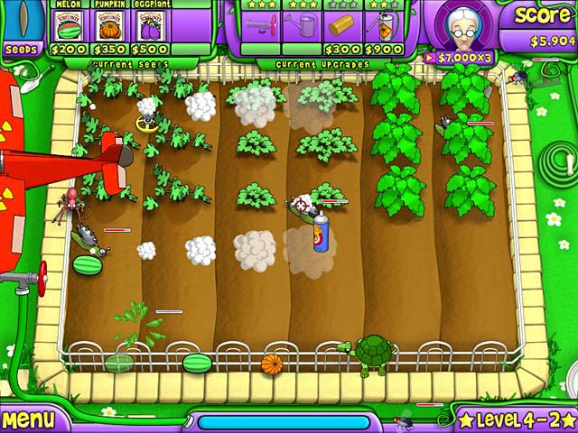 Garden Dreams Screen Shot