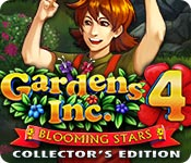 Gardens Inc. 4: Blooming Stars Collector's Edition Game Featured Image