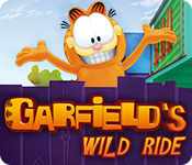 Garfield's Wild Ride Game Featured Image