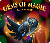 Gems of Magic: Lost Family for Mac Game