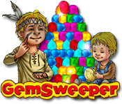 Gemsweeper Feature Game
