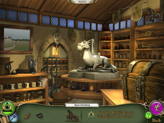 G.H.O.S.T Chronicles: Phantom of the Renaissance Faire - Track down a mysterious ghost!