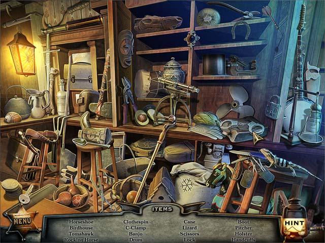 Gra Ghost Encounters: Deadwood Gra Bezpłatne