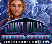 Ghost Files: The Face of Guilt Collector's Edition Game Featured Image