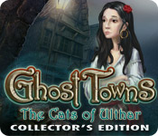 Ghost Towns: The Cats Of Ulthar Collector's Edition Game Featured Image