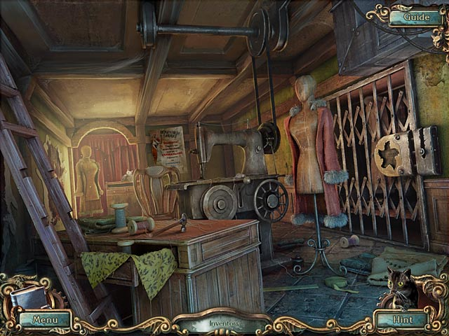 Ghost Towns: The Cats Of Ulthar Collector's Edition - Screenshot