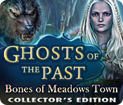 Ghosts of the Past: Bones of Meadows Town Collector's Edition for Mac Game