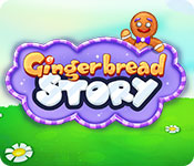 Buy PC games online, download : Gingerbread Story