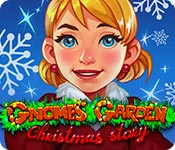Buy PC games online, download : Gnomes Garden Christmas Story