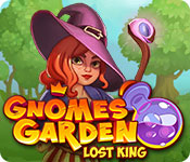Buy PC games online, download : Gnomes Garden: Lost King