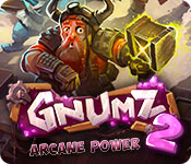 Gnumz 2: Arcane Power for Mac Game