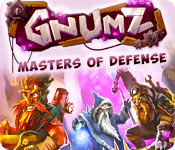 Gnumz: Masters of Defense for Mac Game