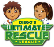 Go Diego Go Ultimate Rescue League Game Featured Image