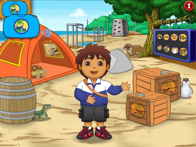 Go Diego Go Ultimate Rescue League Screenshot http://games.bigfishgames.com/en_go-diego-go-ultimate-rescue-league/screen1.jpg