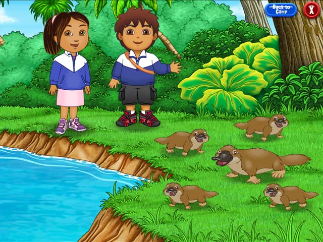 Go Diego Go Ultimate Rescue League Screenshot http://games.bigfishgames.com/en_go-diego-go-ultimate-rescue-league/screen2.jpg